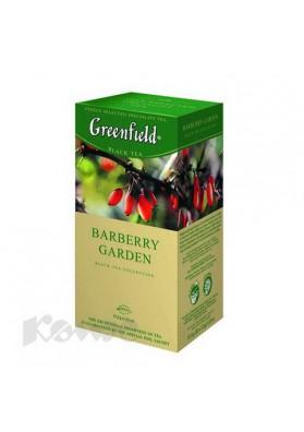 Te GREENFIELD  BARBERRY GARDEN  10x25x1.5gr