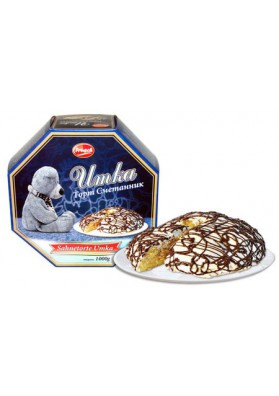 Торт сметанник замороженный  УМКА  4x1000гр SLCO