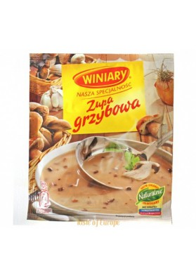 Sopa seco de setas 30x48gr WINIARY