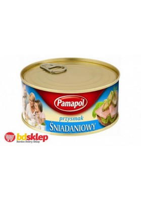 Pate de carne  SNIDANKOVIY  6x300gr PAMAPOL