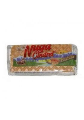 NUGA  con cacahuete 30x50gr PAN FOOD