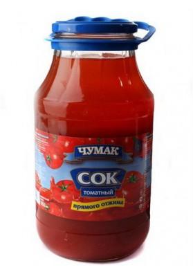 Zumo de tomate 6x1.8L CHUMAK