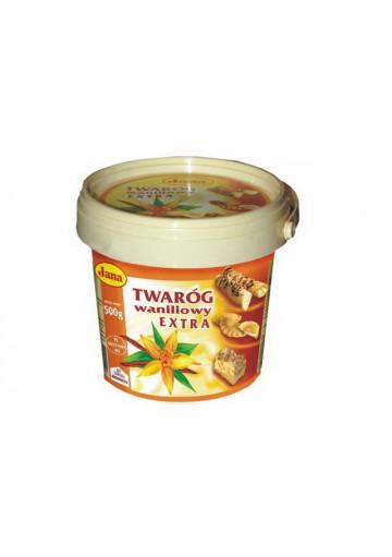 Requeson fresco sabor vanillaTWAROG 9x500gr JANA