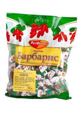 Caramelo BARBARIS 250gr RF