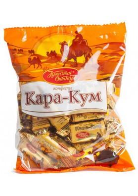 Шоколадные конфеты КАРА-КУМ 250гр КО