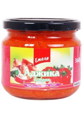 Salsa picante ADGIKA 350ml.EMELYA