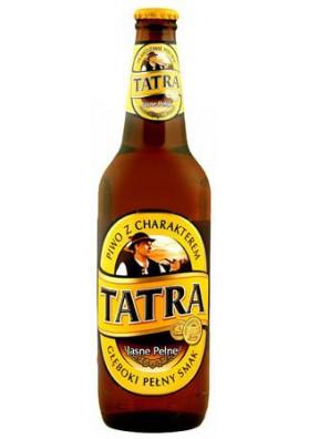 Пиво  TATRA  20x0.5л 6%алк