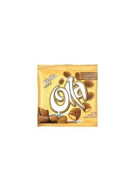 Snaks  OLLA con crema de vanilla 100gr