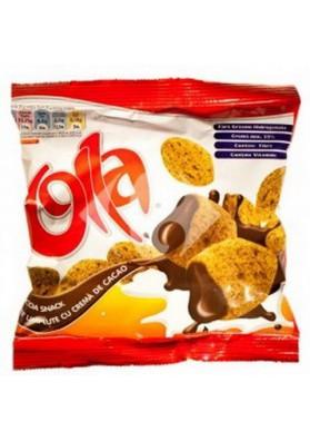 Snacks  OLLA con crema de cacao 100gr