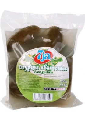 Pepinos fermentados en bolso 16x700gr.AGRO-FAMEX