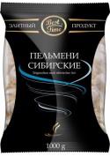 Pelmeni  SIBIRSKIE 15x1kg BEST TIME