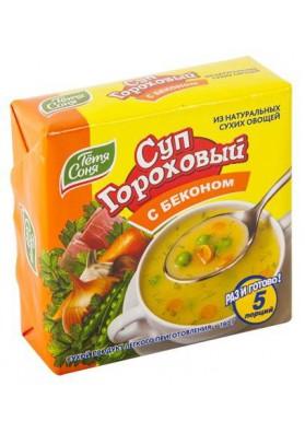 Sopa seco de guisante con beicon 180gr TETYA SONYA