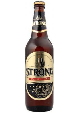 Пиво  ВАРКА СТРОНГ 6,5%алк.0,5л