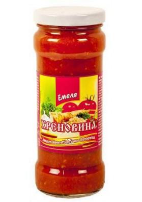 Salsa picante  HRENOVINA 12x300gr EMELYA