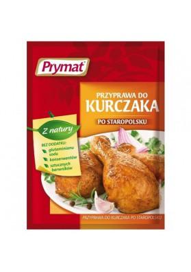 Especia para pollo 25x30gr PRYMAT