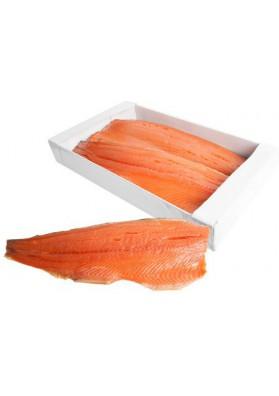 Filete de salmon noruego ahumado (semga) 4kg.LEMBERG