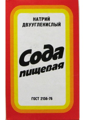 Bicarbonato sodico 30x500gr LINDT
