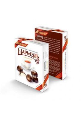 Pasta de frutas en chocolate  SHARMEL CLASSIC  8x250gr UDARNICA