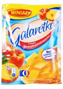 Jalea sabor melocoton 22x75gr.WINIARY