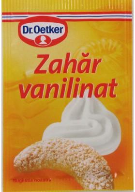 Azucar de vanilla 50x8gr Dr.Oetker