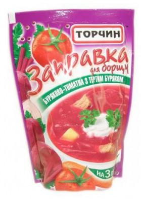 Sazonamiento para sopa de remolacha 30x240ml TORCHIN