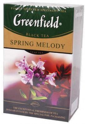 Te GreenfieldSPRING MELODY 15x100gr