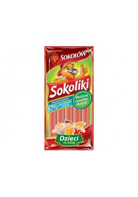 SOKOLOW SalchichasSOKOLIKI hot-dogs 140gr