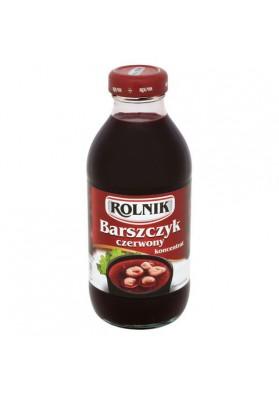 Concentrado de zumo de remolachaBARSZCZYK 6x330ml ROLNIK