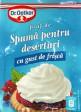 Crema de nata para tarta 48gr Dr.Oetker