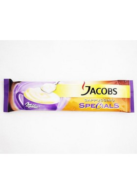 Capuccino SPECIALS 8x18gr JACOBS