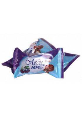 Bombones de chocolate LEDI NOCH con ciruelas