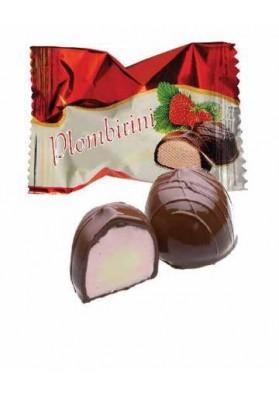 Bombones de chocolatePLOMBIRINI sabor fresa 2.5kg SUVOROV