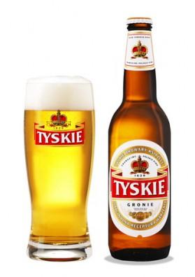 CervezaTYSKE 5.6%alk.0.5L