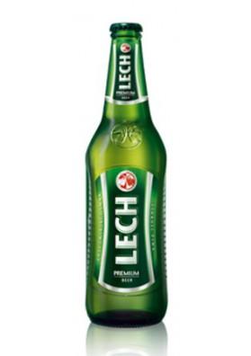 CervezaLECH 5.2%alk.0.5L