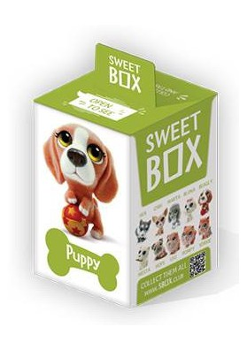 Mermelada con regalo perrito 10gr SWEET BOX