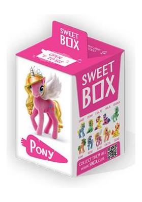 Мармелад с подарком пони 10гр SWEET BOX