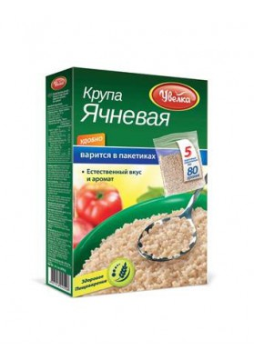 Grano de cebada en paquete 5x80gr UVELKA