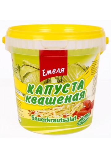 Col fermentada en cubo 1kg EMELYA