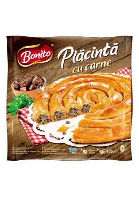 Empanadilla rellena de carne 12x800gr BONITO