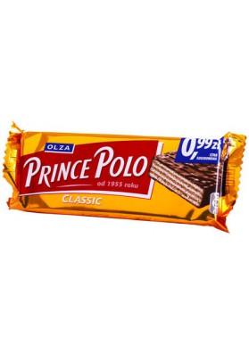 Barquillos en chocolate PRINC POLO classic 56x17.5gr PL