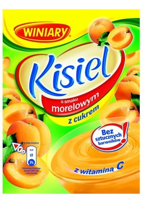 Kisiel sabor albaricoque 77gr WINIARY