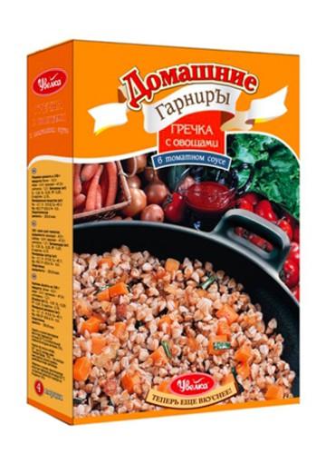 Alforfon con pasta de tomate en bolsa 2x150g UVELKA