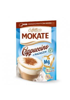 Capuchino MOKATE con magnesio 10x110gr CAFFETTERIA