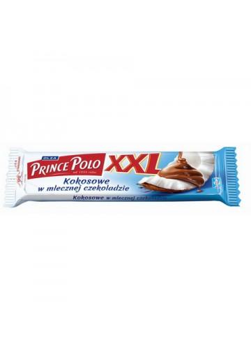 Barquillos glaceados con coco PRINCE POLO XXL 28x50gr OLZA