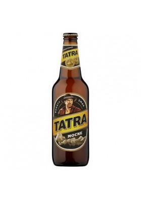 Cerveza fuerte TARTA MOCNE 7%alc. 20x0.5L