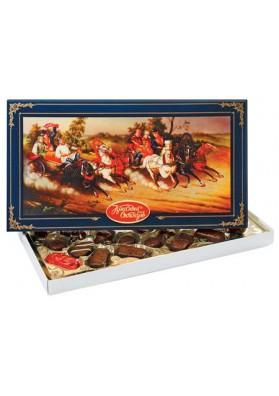 Шоколадные конфетыТРОЙКА 350гр КО