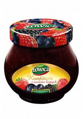 Confitura de frutass del bosque 8x240gr LOWICZ