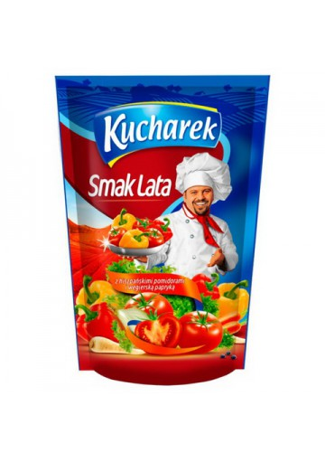 Condimiento de verdurasSMAK LATA 20x175gr KUCHAREK
