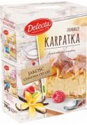 Polvo de pastel  KARPATKA 7x390gr  DELECTA
