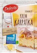 Polvo de pastel  KARPATKA 250gr DELECTA